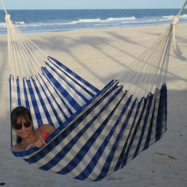 Brasiliansk strand hængekøje