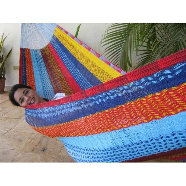 Mexicansk nethængekøje str. XX-Large nr. 6
